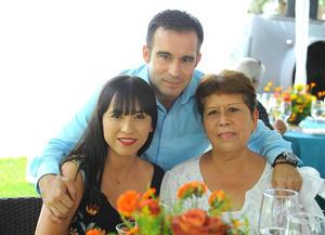 29082017 Cristina, Paul y Cristina.