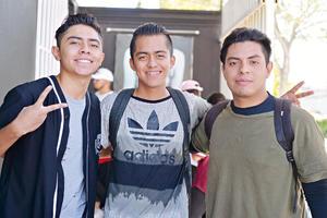 29082017 Fernando, Javier y Gabo.