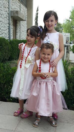 29082017 MUY LINDAS.  Isabel, Aitana y Ainhoa.
