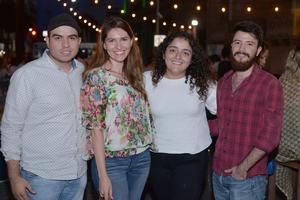 30082017 Gilberto, Brenda, Lucy y José.