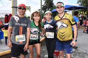 30082017 Raúl, Gaby, Celia y Luis.