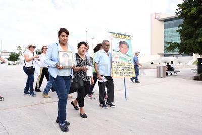 De acuerdo con Silvia Ortiz, vocera de la agrupación, las desapariciones en el país y en la región se siguen dando.