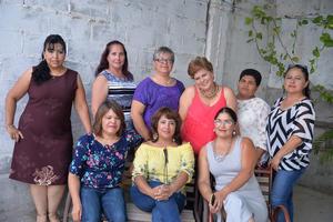 01092017 TRADICIONAL REUNIóN.  Festejando 37 años de amistad, amigas de la Escuela Comercial Torreón.