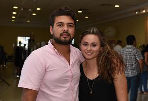 David y Mariana