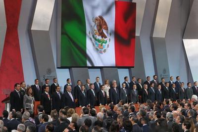Peña hizo llamado a Congreso a discutir y en su caso aprobar modificaciones pendientes a marco legal en materia de seguridad.