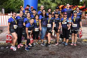 03092017 LA FOTO DEL RECUERDO.  Club de corredores Halcones.