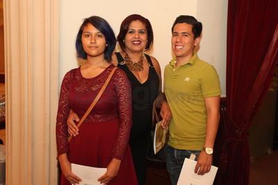 Familia Lizárraga Salazar.