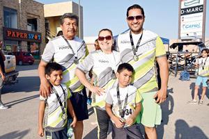 05092017 Ramiro, Rosaura, Juan, Oswaldo y Yadier.