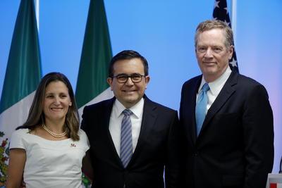 La primera ronda de negociaciones concluyó el pasado 20 de agosto en Washington D.C.