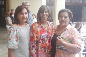 06092017 Mayela, Dolores y Lucila.
