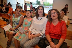 06092017 Rubí, Paulina, Martha y Claudia.