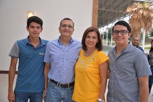 06092017 Diego, Roberto, Rocío y Roberto.