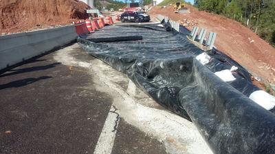 Datos expuestos en un comunicado indican, de entrada, que el puente Pueblo Nuevo, ubicado en el kilómetro 133, no sufrió daños.
