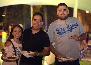 07092017 María José, Carlos y Ulises.