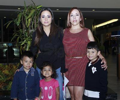 Familia Perales.