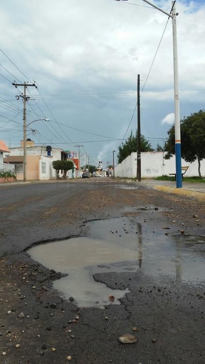 Calle Jamaica casi esquina con Canadá, fraccionamiento Las Américas.
