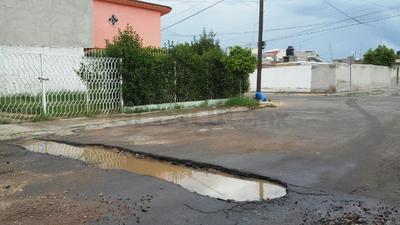 Calle Nicaragua casi esquina con El Salvador, fraccionamiento Las Américas.