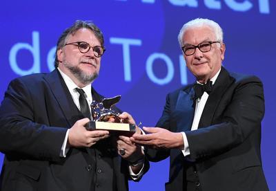 Con el premio a Del Toro, México marca tendencia en Venecia.