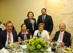 11092017 Ángeles, Nacho, Fernando, Mayela, Alma y Rogerio.