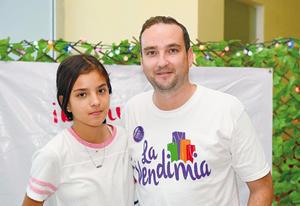 10092017 EN LA VENDIMIA.  Mariana y Jaime.
