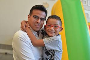 10092017 FELICES.  Omar y Emiliano.