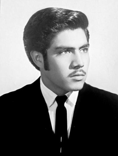 10092017 Felipe de Jesús Muro Domínguez, en 1969.