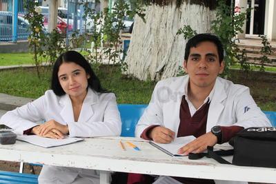 Marisol y Rodolfo.