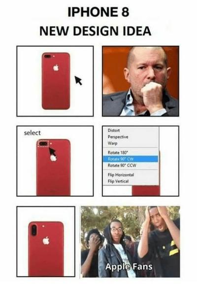 Llega el iPhone X y también los memes