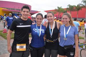 13092017 Erick, Adriana, Paulina y Estefy.