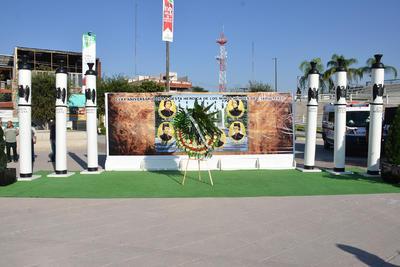 Este evento forma parte de las Fiestas Patrias de la Ciudad y para celebrar el 110 aniversario de la ciudad de Torreón.