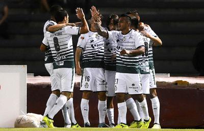 Santos enfrentará a Rayos del Necaxa en la siguiente ronda.