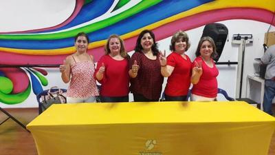 14092017 Nuevo Comité de Baile del Club San Isidro.