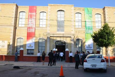Esta ocasión tuvieron su sede en la escuela primaria Benito Juárez, que también está cumpliendo 110 años.