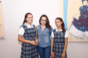 15092017 Angélica Carrillo, Fernanda Vázquez y Daniela Jáquez.