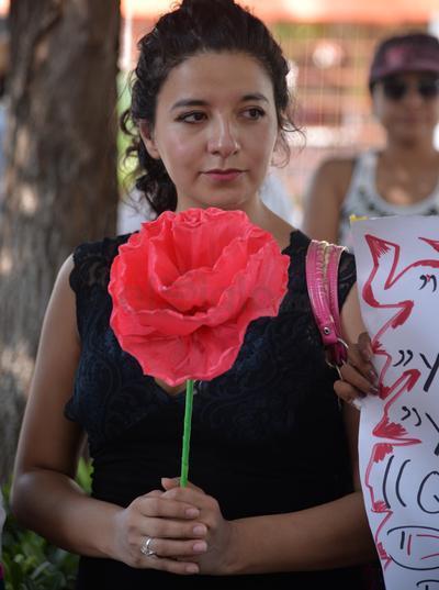 Mujeres exigieron evitar que continúe la violencia de género en el país.
