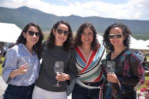 18092017 Miriam, Mónica, Eloísa y Nadia.
