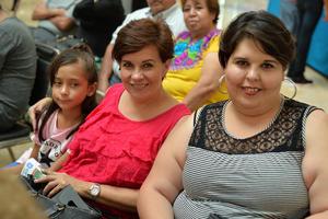 16092017 Carmen, Cristina y Ana Cris.