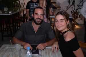 Alejandro y Carolina