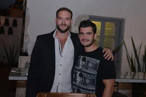 Emmanuel y Carlos