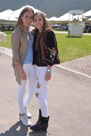Ana Daniela Jiménez y Alejandra Dávila