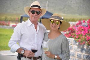 Luis Zamudio y Susana