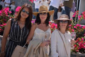 Paty, Diana e Isabel