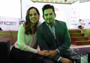 Ana Mary Gómez y Marcelo Gutiérrez