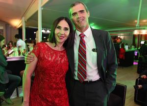 Mónica y José Antonio Medina