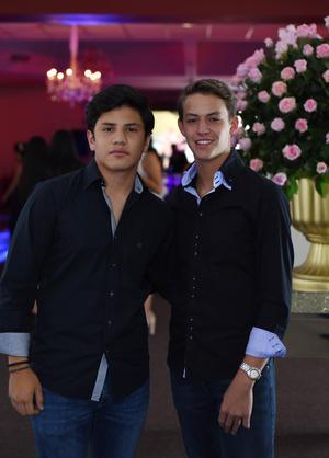 Eduardo y Alejandro