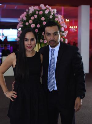 Paulina y Diego