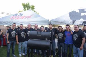 19092017 Ricardo, Alejandro, Nasser, Ale, Abraham, Marcelo, Héctor, Alfonso y Ramiro.