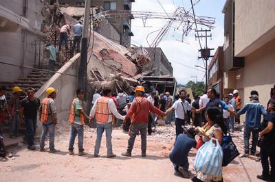 Se espera que la cifra de daños y fallecidos aumente en las próximas 24 horas.