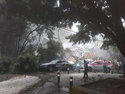 Ha 32 años del sismo del 1985, México fue golpeado por un nuevo terremoto, ahora de 7.1.