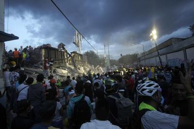 El presidente de México decretó 3 días de luto nacional